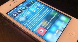 Intelliborn анонсировала IntelliScreenX для iOS 7