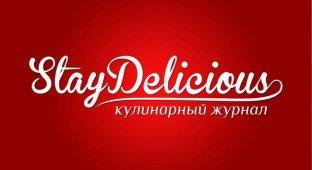 Кулинарный журнал Stay Delicious — ваш кулинарный гид