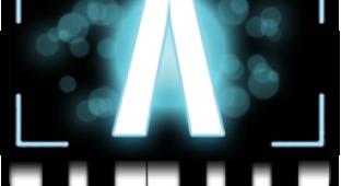Alchemy. Интересное приложение с интересным подходом для создания музыки прямиком на iPhone iPad или iPod touch.