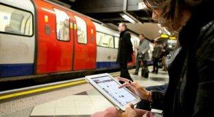 На Кольцевой линии московского метро заработал бесплатный Wi-Fi