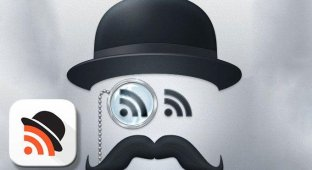 [App Store Update] Mr. Reader. Плоский интерфейс в стиле iOS 7 теперь и в лучшем RSS-ридере