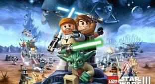 LEGO Star Wars: The Complete Saga вышла на iOS [видео]