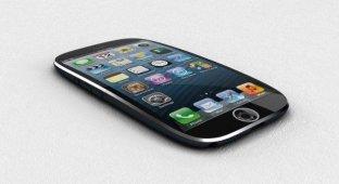 Apple патентует технологию создания искривленных экранов