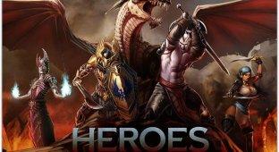 [App Store] Heroes of Dragon Age. Почти карточная игра в знаменитой вселенной