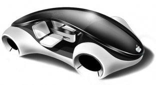 Новый патент Apple — еще один шаг в сторону iCar