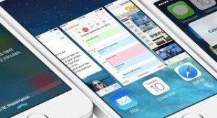 Доля устройств на iOS 7 выросла до 74%