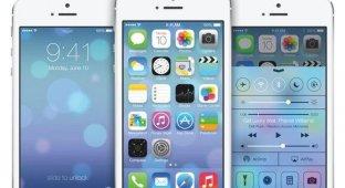 Блогеры обнаружили в iOS 7 скрытое меню для тонкой настройки ОС