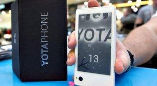 Первый российский смартфон появится в магазинах 26 декабря