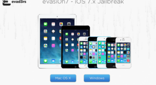 Джейлбрейк evasi0n7 обновился до версии 1.0.1