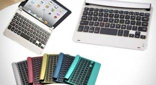 [eBay] Обзор «алюминиевой» noname-клавиатуры для iPad mini