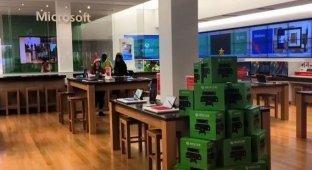 Microsoft хочет на Рождество то же что есть у Apple
