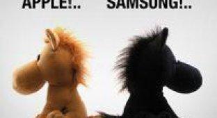 Apple снова требует запретить продажи мобильных устройств Samsung в США