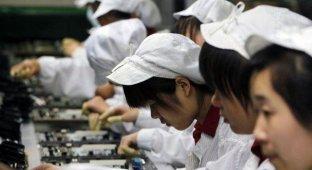 Поставщик Apple обвиняется в использовании детского труда