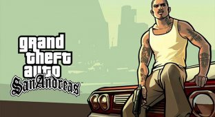Grand Theft Auto: San Andreas — долгожданная игра уже в App Store