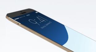 «Мокапы» iPhone 6 засветились на выставке в Гонконге