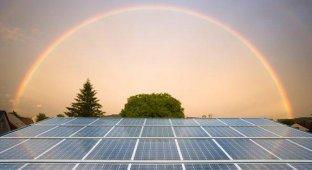 Apple строит в США третью солнечную электростанцию