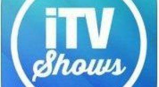 iTV Shows 3 –обязательное приложение для тех кто смотрит сериалы