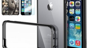Обзор чехла Spigen SGP Ultra Hybrid для iPhone 5/5S