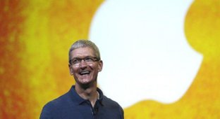Топ-менеджеры Apple зарабатывают в 8 раз больше чем руководители Samsung