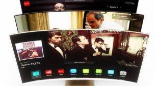 Apple тестирует 65- и 77-дюймовые OLED-панели для iTV