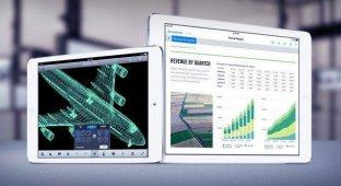 Планшетная гонка: Apple iPad против всех остальных (инфографика)