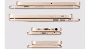Чем мокапы iPhone 6 отличаются от готовящихся смартфонов