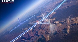 Google купила производителя беспилотников на солнечных батареях Titan Aerospace