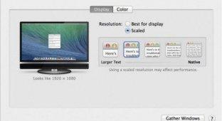 Apple начала бета-тестирование OS X 10.9.3 с поддержкой 4K-дисплеев