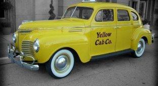 «Таксик»: самый удобный способ вызвать такси со своего iPhone