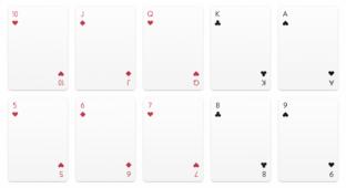 Поиграем в карты в стиле Apple?