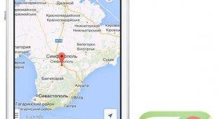 Депутаты обяжут Google показывать на своих картах Крым в составе России