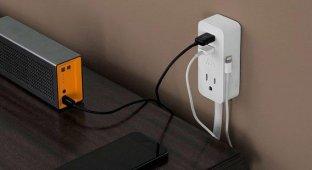 MOS Reach. Как упростить зарядку мобильных устройств и хранение кабелей