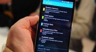 Ложь большая ложь и Samsung: как корейцы уже обманули покупателей Galaxy S5 на 16 ГБ