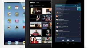 iPad занял лишь треть рынка планшетов