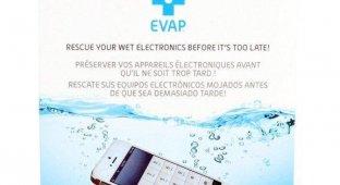 Комплект «первой помощи» для промокшего смартфона от Kensington на 700% эффективнее риса