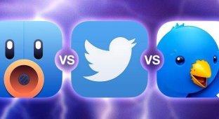 Twitter Tweetbot и Twitterrific — выбираем лучший твиттер-клиент для iOS