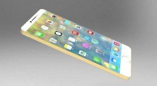 Дизайнер показал концепт 5 5-дюймового iPhone 6 [видео]