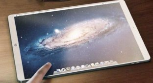 Итальянцы показали концепт 13-дюймового iPad Pro на OS X [видео]