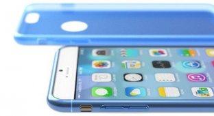 Таким будет новый 4 7-дюймовый iPhone 6 [рендеры]