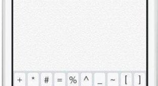 Как добавить пятый ряд клавиш к стандартной клавиатуре iOS 7 [Cydia]