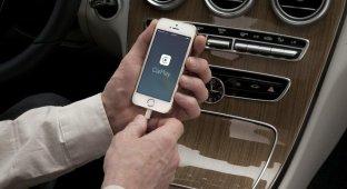 В основе CarPlay лежит разработка BlackBerry
