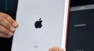 Samsung догоняет Apple на рынке планшетов