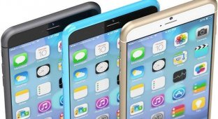 Чего хотят пользователи от iPhone 6?