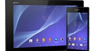 Sony представила новый флагманский смартфон Xperia Z2 и планшет Xperia Z2 Tablet [видео]