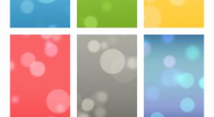 Как добавить новые динамические обои в iOS 7