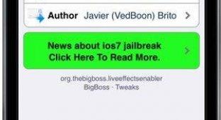 Твик anyBadge позволяет персонализировать бейджи на иконках в iOS 7