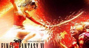 Обзор Final Fantasy VI для iOS