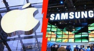 Samsung хочет чтобы Google делала за нее всю грязную работу в суде с Apple