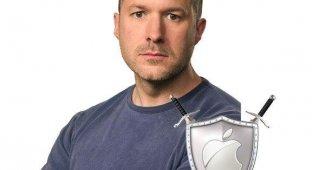 Джонатан Айв исчез из списка топ-менеджеров Apple