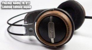 Обзор наушников Fischer Audio FA-011 Limited Edition Japan